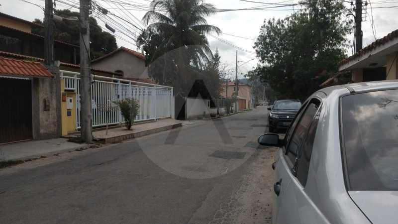 12 Casa Itaipu. - Imobiliária Agatê Imóveis vende Casa Linear - Itaipu - Niterói. - HTCA20044 - 13