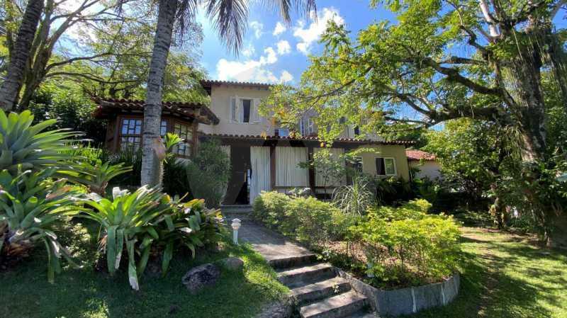 2 Casa Condomínio Itaipu. - Agatê Imóveis vende belíssima casa em condomínio de alto padrão em Itaipu - Niterói. - HTCN30118 - 3