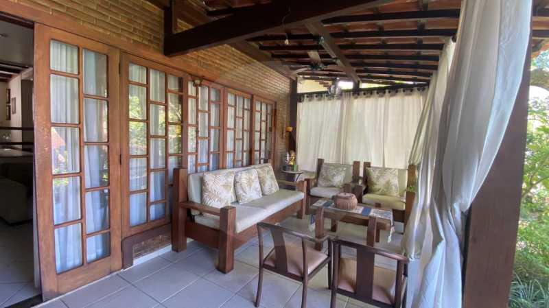 5 Casa Condomínio Itaipu. - Agatê Imóveis vende belíssima casa em condomínio de alto padrão em Itaipu - Niterói. - HTCN30118 - 6