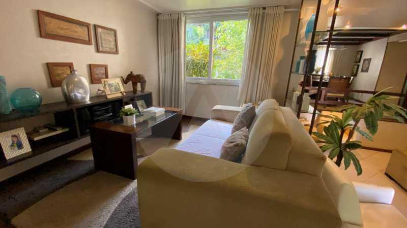 9 Casa Condomínio Itaipu. - Agatê Imóveis vende belíssima casa em condomínio de alto padrão em Itaipu - Niterói. - HTCN30118 - 10