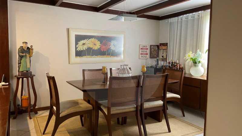 11 Casa Condomínio Itaipu. - Agatê Imóveis vende belíssima casa em condomínio de alto padrão em Itaipu - Niterói. - HTCN30118 - 12