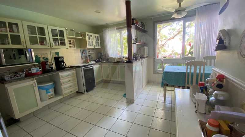 14 Casa Condomínio Itaipu. - Agatê Imóveis vende belíssima casa em condomínio de alto padrão em Itaipu - Niterói. - HTCN30118 - 15