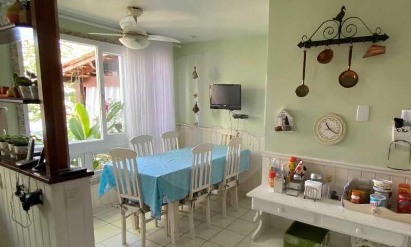 15 Casa Condomínio Itaipu. - Agatê Imóveis vende belíssima casa em condomínio de alto padrão em Itaipu - Niterói. - HTCN30118 - 16