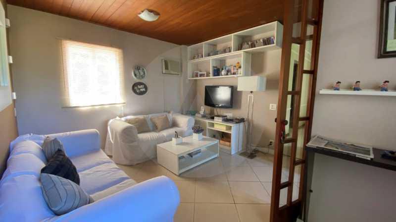 17 Casa Condomínio Itaipu. - Agatê Imóveis vende belíssima casa em condomínio de alto padrão em Itaipu - Niterói. - HTCN30118 - 18