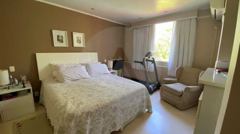 18 Casa Condomínio Itaipu. - Agatê Imóveis vende belíssima casa em condomínio de alto padrão em Itaipu - Niterói. - HTCN30118 - 19