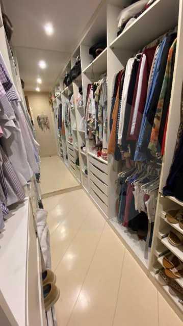 20 Casa Condomínio Itaipu. - Agatê Imóveis vende belíssima casa em condomínio de alto padrão em Itaipu - Niterói. - HTCN30118 - 21