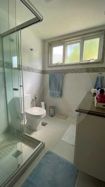 22 Casa Condomínio Itaipu. - Agatê Imóveis vende belíssima casa em condomínio de alto padrão em Itaipu - Niterói. - HTCN30118 - 23