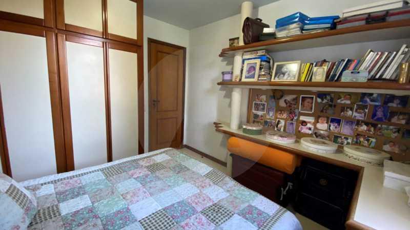 24 Casa Condomínio Itaipu. - Agatê Imóveis vende belíssima casa em condomínio de alto padrão em Itaipu - Niterói. - HTCN30118 - 25