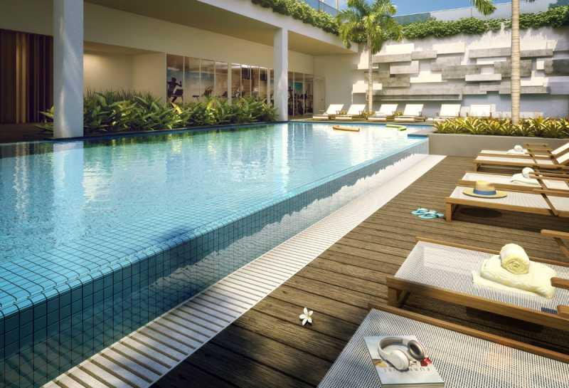 02-piscina-borda-infinita-neol - Fachada -  Neolink Office, Mall e Stay - 227 - 2