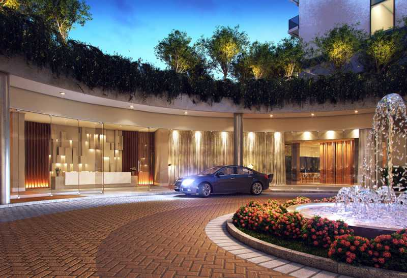 03-port-cochere-neolink-stay-a - Fachada -  Neolink Office, Mall e Stay - 227 - 3