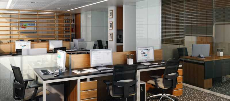 Galeria_01_A4_Escritorios-2-13 - Fachada - A4 Office - 44 - 2