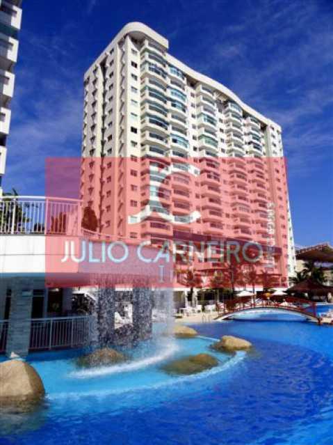 Cascata - Fachada - Bora Bora Barra Resort Real - 57 - 10
