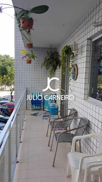 WhatsApp Image 2020-04-16 at 1 - Apartamento Condomínio Residencial Jóia da Barra, Rio de Janeiro, Zona Oeste ,Barra da Tijuca, RJ À Venda, 2 Quartos, 77m² - JCAP20267 - 1