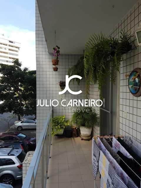 WhatsApp Image 2020-04-16 at 1 - Apartamento Condomínio Residencial Jóia da Barra, Rio de Janeiro, Zona Oeste ,Barra da Tijuca, RJ À Venda, 2 Quartos, 77m² - JCAP20267 - 14