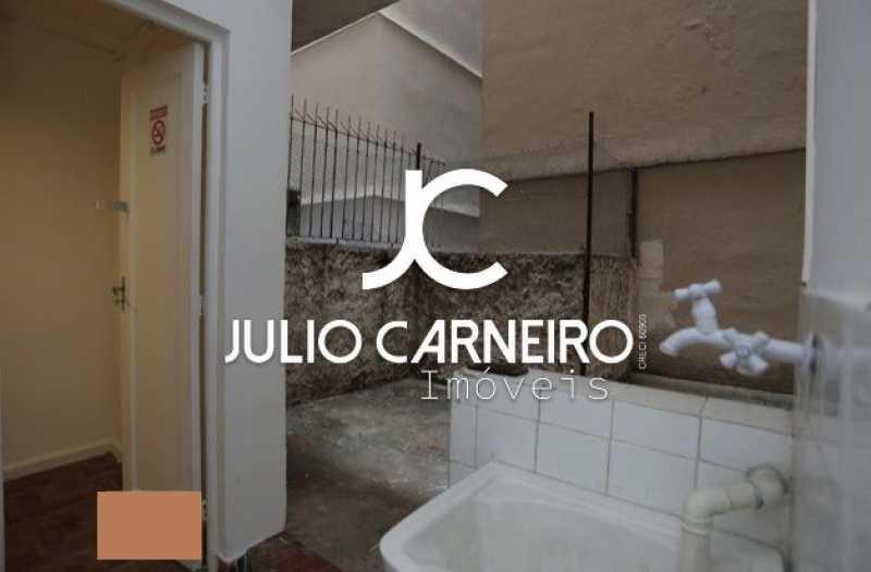 5 - AREA SERVICO VISTA QUARTO  - Apartamento 3 Quartos Para Alugar Rio de Janeiro,RJ - R$ 2.900 - JCAP30257 - 6