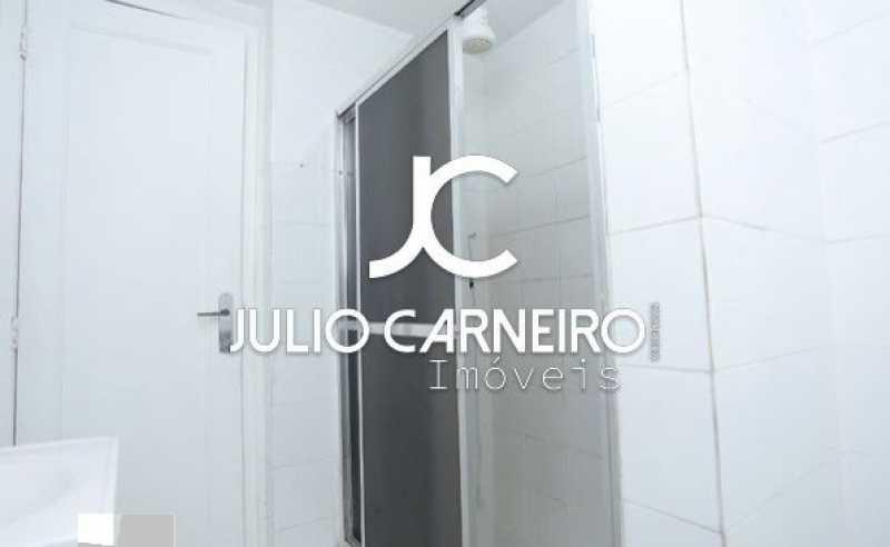 8 - BANHEIRO SOCIAL 1.1Resulta - Apartamento 3 Quartos Para Alugar Rio de Janeiro,RJ - R$ 2.900 - JCAP30257 - 9