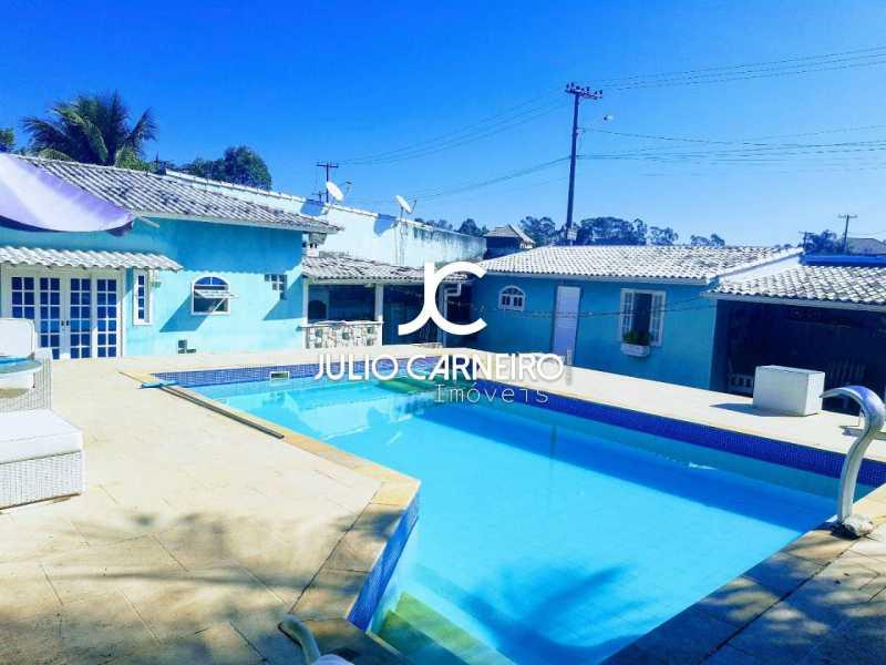 37b58dbb-2b2d-4545-813d-e616f0 - Casa em Condomínio 5 quartos à venda Rio de Janeiro,RJ - R$ 1.060.000 - CGCN50002 - 1