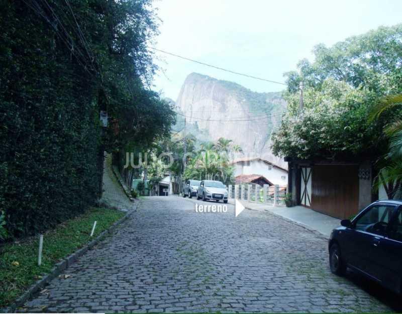 8 - Terreno 510m² à venda Rio de Janeiro,RJ Gávea - R$ 1.050.000 - JCUF00003 - 9