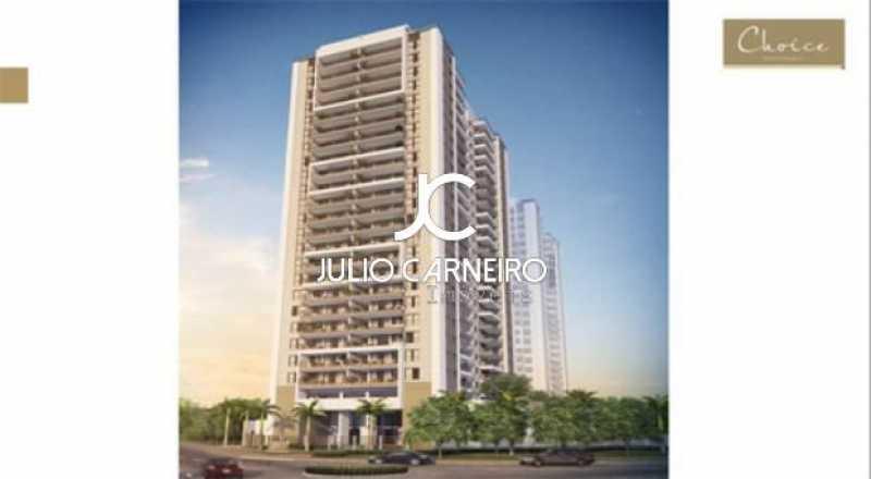 Foto Choice 19Resultado - Apartamento 3 quartos à venda Rio de Janeiro,RJ - R$ 621.000 - CGAP30006 - 1