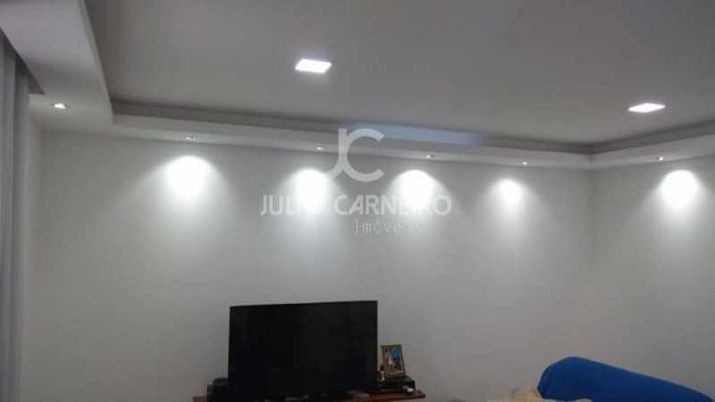 CASA AZUL VALQUEIRE FOTO 02Res - Casa 3 quartos à venda Rio de Janeiro,RJ - R$ 650.000 - JCCA30012 - 4