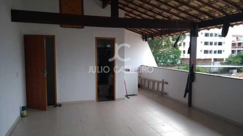 CASA AZUL VALQUEIRE FOTO 03Res - Casa 3 quartos à venda Rio de Janeiro,RJ - R$ 650.000 - JCCA30012 - 3