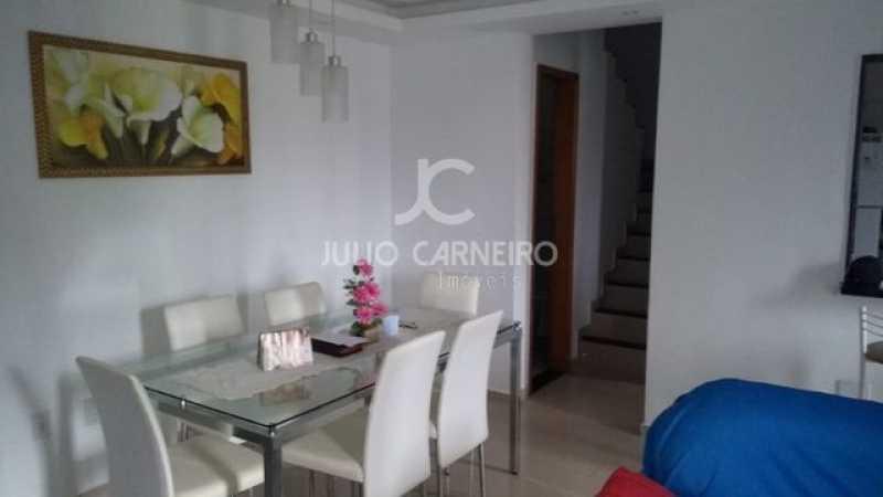 CASA AZUL VALQUEIRE FOTO 04Res - Casa 3 quartos à venda Rio de Janeiro,RJ - R$ 650.000 - JCCA30012 - 5