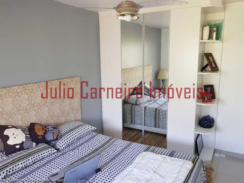 02_wm - Apartamento Condomínio Life, Rio de Janeiro, Zona Oeste ,Recreio dos Bandeirantes, RJ À Venda, 2 Quartos, 75m² - JCAP20027 - 9