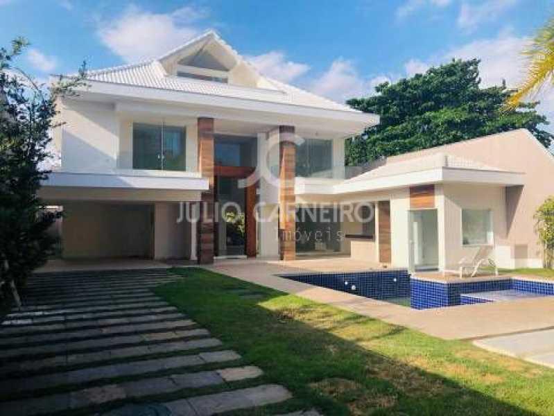 WhatsApp Image 2021-02-03 at 1 - Casa em Condomínio 5 quartos à venda Rio de Janeiro,RJ - R$ 4.500.000 - JCCN50040 - 1
