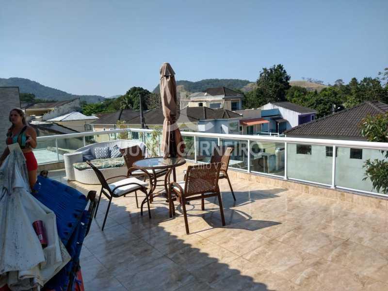 WhatsApp Image 2021-02-22 at 1 - Casa em Condomínio 3 quartos à venda Rio de Janeiro,RJ - R$ 700.000 - JCCN30078 - 1