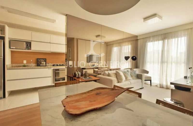01 - Apartamento 2 quartos à venda Rio de Janeiro,RJ - R$ 367.000 - JCAP20333 - 1