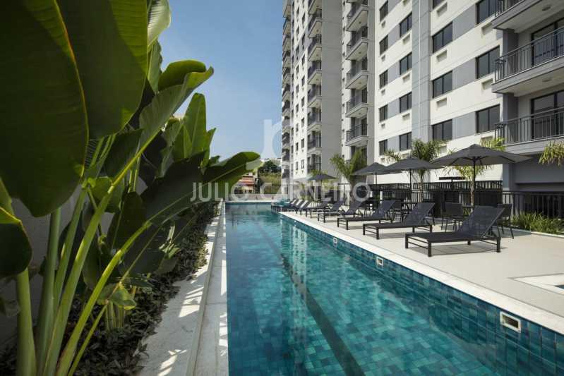 15 - Apartamento 2 quartos à venda Rio de Janeiro,RJ - R$ 367.000 - JCAP20333 - 16