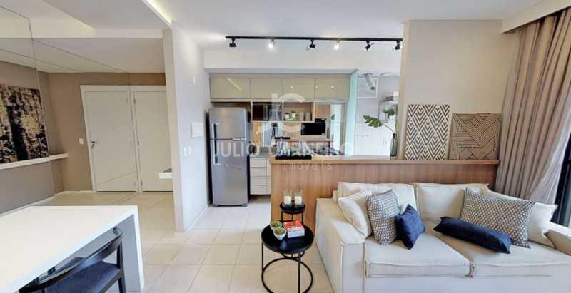 01Resultado - Apartamento 2 quartos à venda Rio de Janeiro,RJ - R$ 344.000 - JCAP20334 - 1