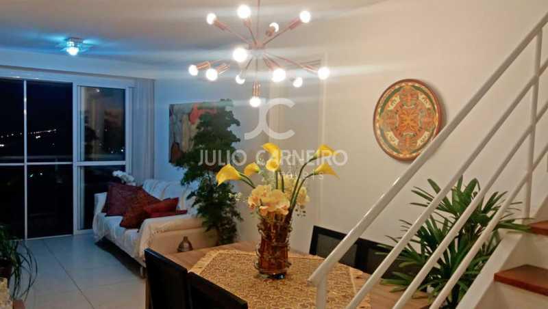 01Resultado - Cobertura 2 quartos à venda Rio de Janeiro,RJ - R$ 650.000 - JCCO20015 - 4