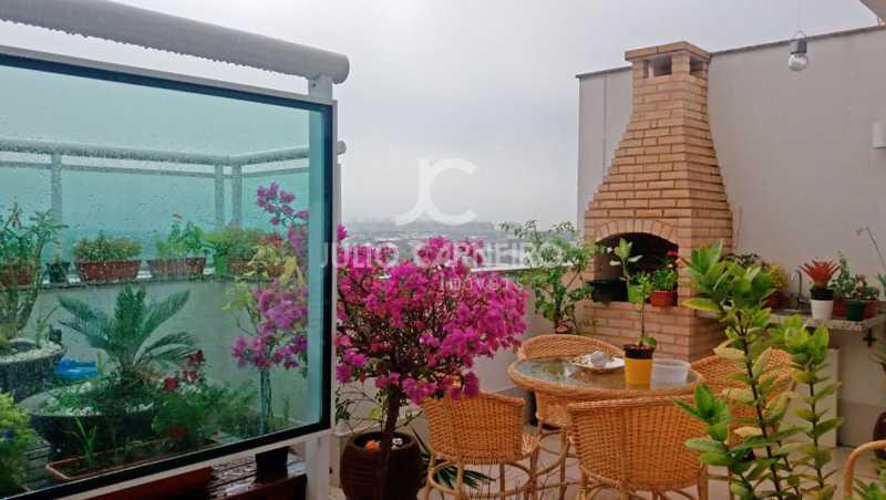 04Resultado - Cobertura 2 quartos à venda Rio de Janeiro,RJ - R$ 650.000 - JCCO20015 - 6