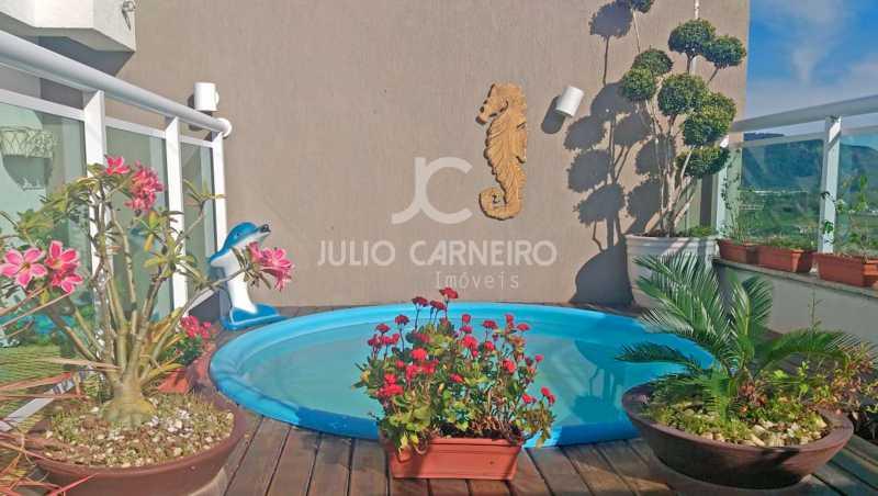 08Resultado - Cobertura 2 quartos à venda Rio de Janeiro,RJ - R$ 650.000 - JCCO20015 - 8