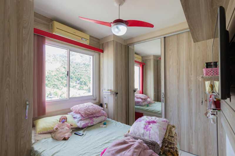 01 - Apartamento 2 quartos para alugar Rio de Janeiro,RJ - R$ 1.600 - JCAP20344 - 9