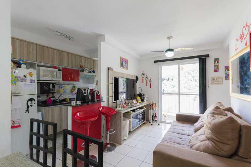 09 - Apartamento 2 quartos para alugar Rio de Janeiro,RJ - R$ 1.600 - JCAP20344 - 1