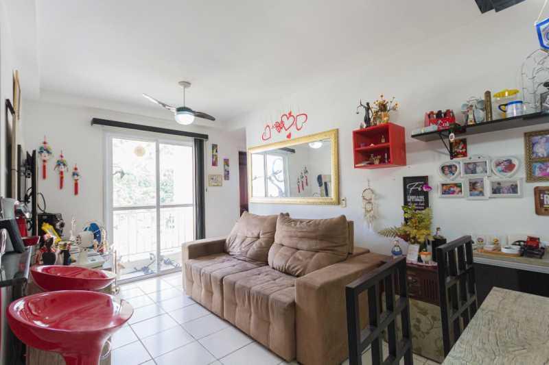 10 - Apartamento 2 quartos para alugar Rio de Janeiro,RJ - R$ 1.600 - JCAP20344 - 3
