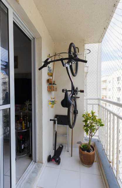 21 - Apartamento 2 quartos para alugar Rio de Janeiro,RJ - R$ 1.600 - JCAP20344 - 16
