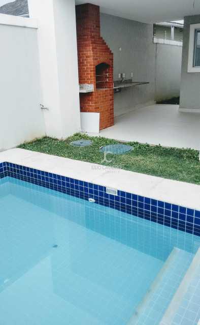 4 - 4 - Casa em Condomínio Dream Garden, Rio de Janeiro, Zona Oeste ,Vargem Pequena, RJ À Venda, 4 Quartos, 240m² - JCCN40009 - 3