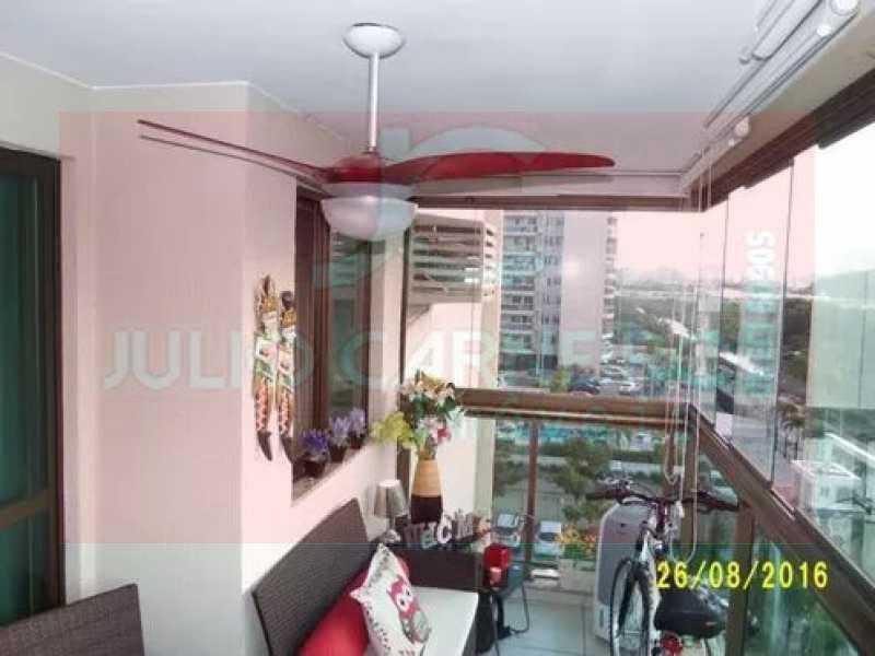 173_G1513889865 - Apartamento 3 quartos à venda Rio de Janeiro,RJ - R$ 450.000 - JCAP30052 - 3