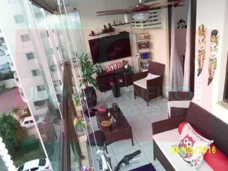 173_G1513889867 - Apartamento 3 quartos à venda Rio de Janeiro,RJ - R$ 450.000 - JCAP30052 - 1