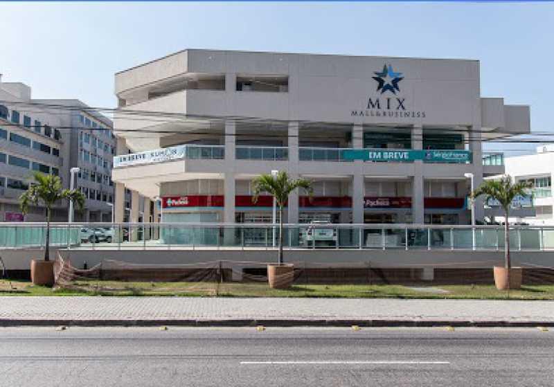 Fachada - Sala Comercial 20m² para venda e aluguel Rio de Janeiro,RJ - R$ 159.000 - JCSL00015 - 4