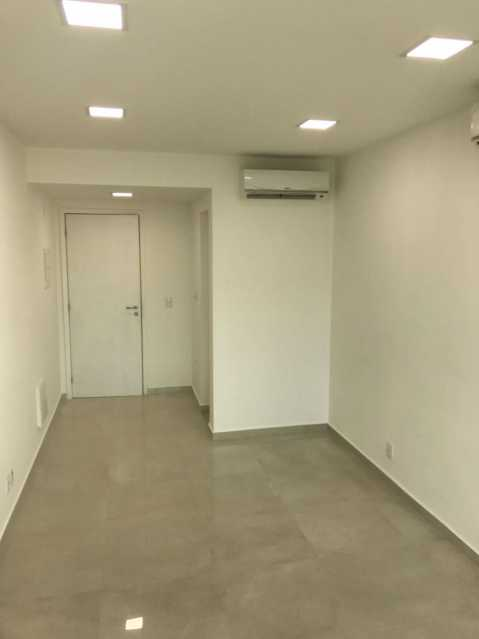 01 - Sala Comercial 20m² para venda e aluguel Rio de Janeiro,RJ - R$ 159.000 - JCSL00015 - 8