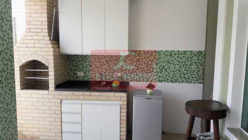 21_G1494507528 - Casa em Condominio À VENDA, Recreio dos Bandeirantes, Rio de Janeiro, RJ - JCCN30002 - 25