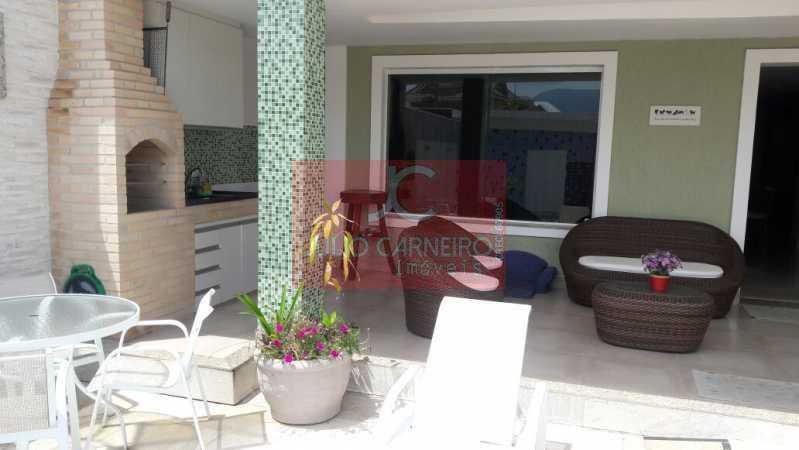 21_G1494507536 - Casa em Condominio À VENDA, Recreio dos Bandeirantes, Rio de Janeiro, RJ - JCCN30002 - 26