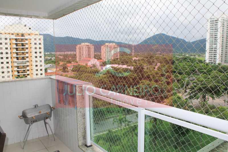 IMG_6267 - Apartamento À Venda no Condomínio Aloha Club Residence - Rio de Janeiro - RJ - Recreio dos Bandeirantes - JCAP30070 - 10