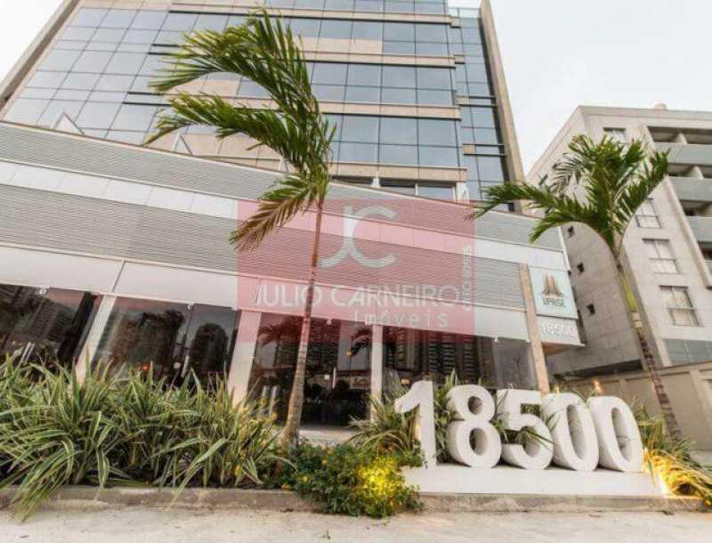 2_uprise_fachada-642x490 - Sala Comercial PARA ALUGAR, Recreio dos Bandeirantes, Rio de Janeiro, RJ - JCSL00017 - 3