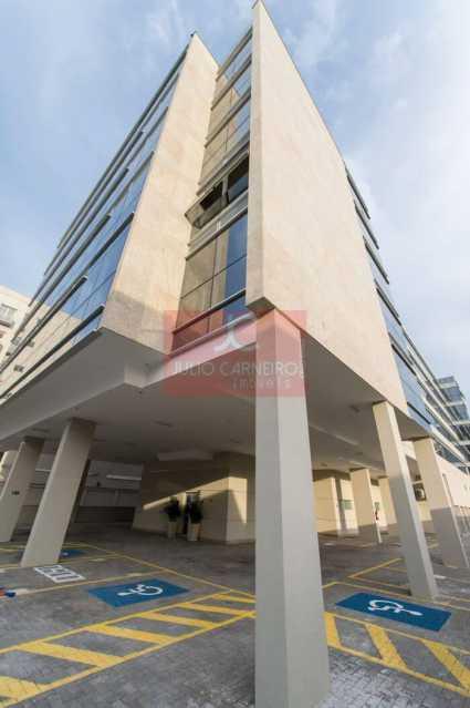 5_estacionamento_terreo - Sala Comercial PARA ALUGAR, Recreio dos Bandeirantes, Rio de Janeiro, RJ - JCSL00017 - 6