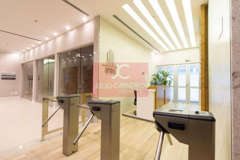 8_uprise_catraca-e-hall-lojas - Sala Comercial PARA ALUGAR, Recreio dos Bandeirantes, Rio de Janeiro, RJ - JCSL00017 - 10
